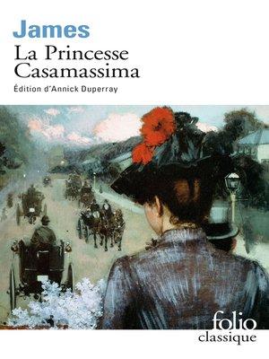cover image of La Princesse Casamassima
