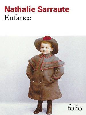 cover image of Enfance