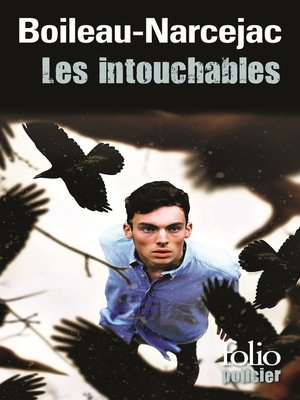 cover image of Les intouchables