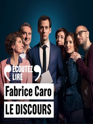 cover image of Le discours
