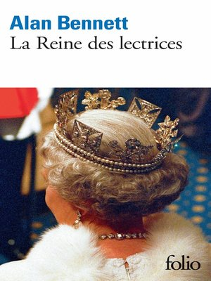 cover image of La Reine des lectrices