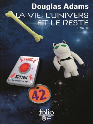 cover image of H2G2 (Tome 3)--La Vie, l'Univers et le Reste