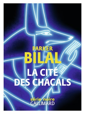 cover image of La cité des chacals