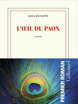 cover image of L'œil du paon