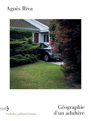 cover image of Géographie d'un adultère