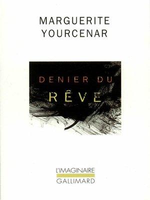 cover image of Denier du rêve