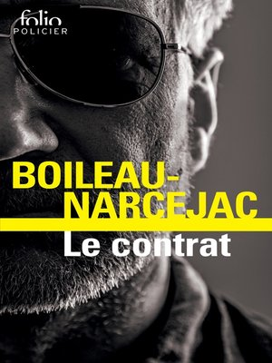 cover image of Le contrat