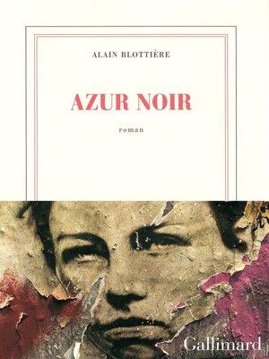 cover image of Azur noir