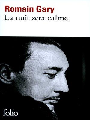 cover image of La nuit sera calme