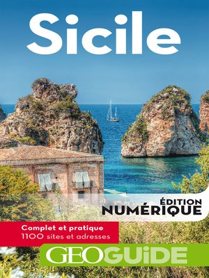 cover image of GEOguide Sicile