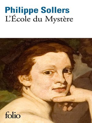 cover image of L'École du Mystère
