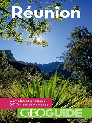 cover image of GEOguide Réunion