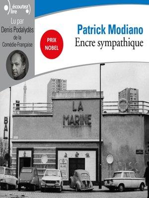 cover image of Encre sympathique