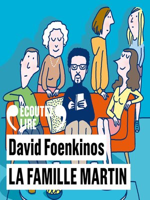 cover image of La famille Martin