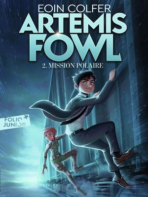 cover image of Artemis Fowl (Tome 2)--Mission polaire