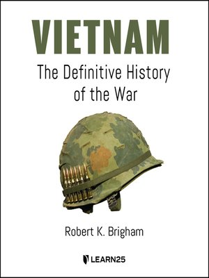 cover image of The History of the Vietnam War