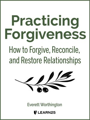 cover image of The Science of Forgiveness and Reconciliation