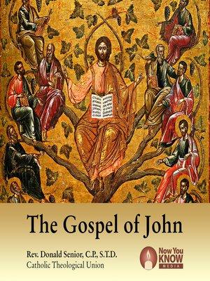 cover image of The Gospel of John