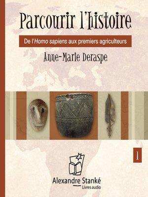 cover image of Parcourir l'histoire, Volume 1