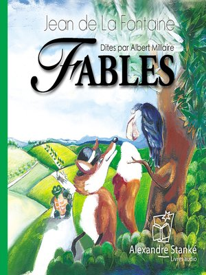 cover image of Fables