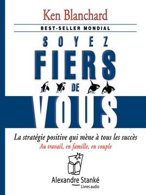 cover image of Soyez fiers de vous