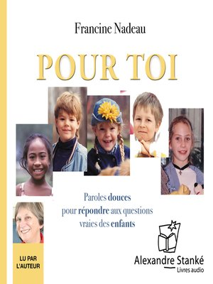 cover image of Pour toi