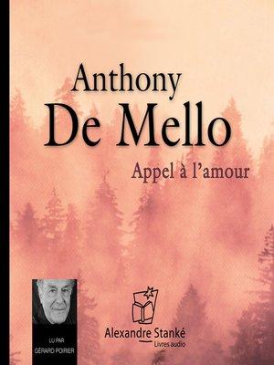 cover image of Appel à l'amour