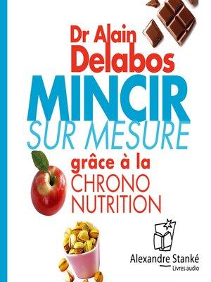 cover image of Mincir sur mesure