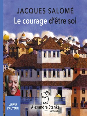 cover image of Le courage d'être soi