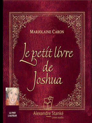 cover image of Le petit livre de Joshua