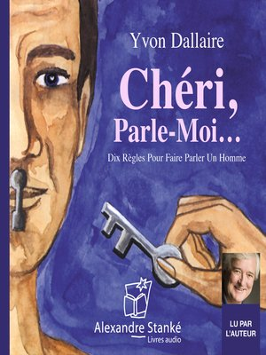 cover image of Chéri, parle-moi