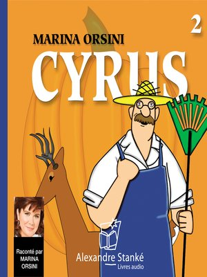 cover image of Cyrus, Volume 2