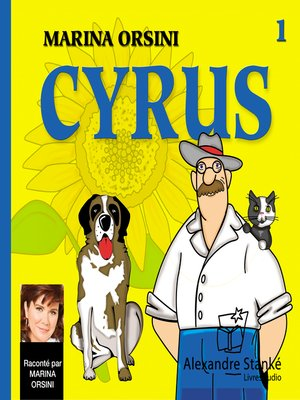 cover image of Cyrus, Volume 1