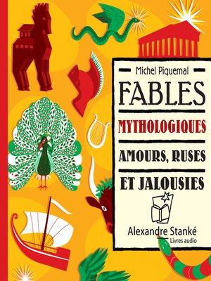 cover image of Fables mythologique