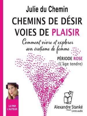 cover image of Chemins de désir, voies de plaisir