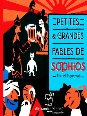 cover image of Petites et grandes fables de Sfios