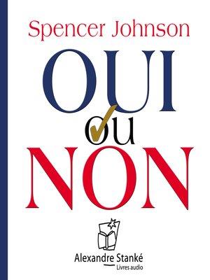 cover image of Oui ou non