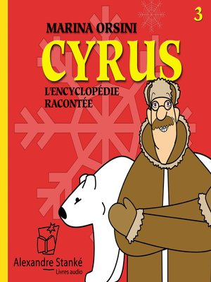 cover image of Cyrus Volume 3