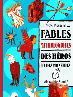 cover image of Fables mythologiques