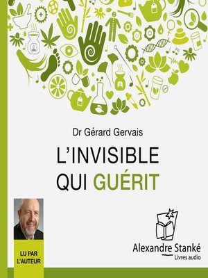 cover image of L'invisible qui guérit