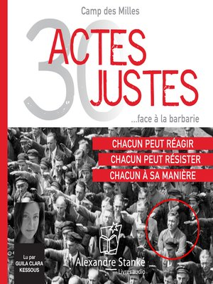 cover image of Actes Justes