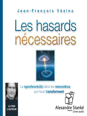 cover image of Les hasards nécessaires