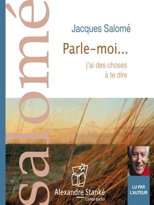 cover image of Parle-moi...