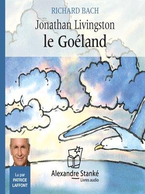 cover image of Jonathan Livingston le Goéland