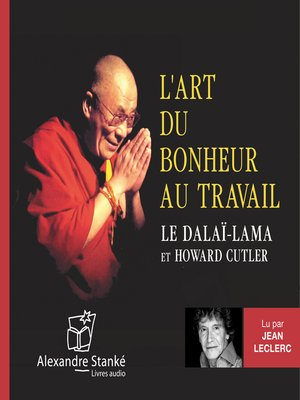 cover image of L'art du bonheur au travail