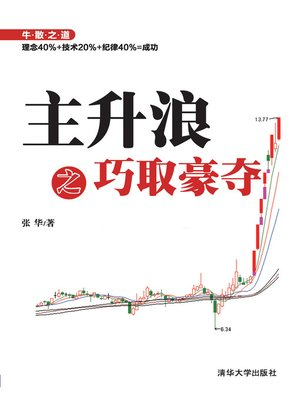 cover image of 主升浪之巧取豪夺