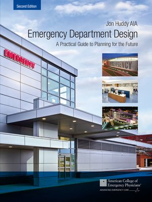 cover image of Emergency Department Design