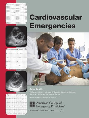 cover image of Cardiovascular Emergencies