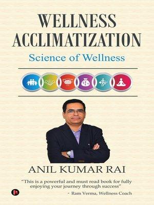 cover image of WELLNESS ACCLIMATIZATION