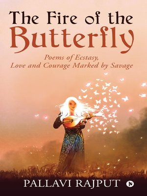 cover image of The Fire of the Butterfly